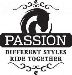 Logo PASSION Different Styles...