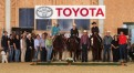 Glanzvoller Abschluss des Toyota Land Cruiser Big Three Circuit 2014