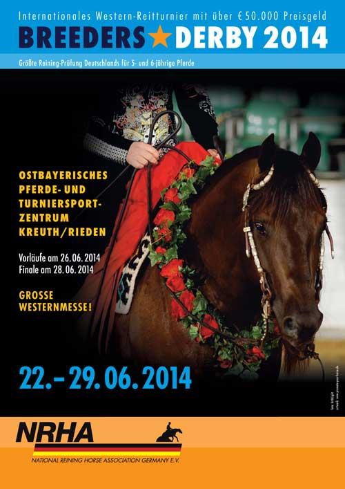 NRHA Breeders Derby Kreuth